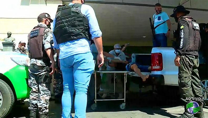 Suspeitos de matar soldado Lídio Mesquita morrem em confronto com a PM