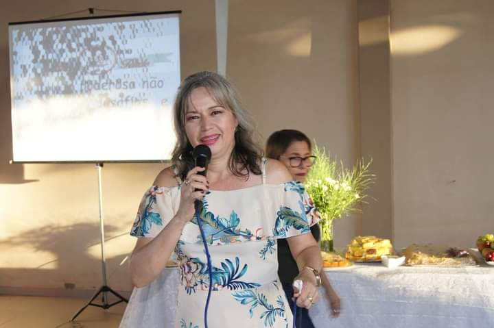 Professora Ivonete Cardoso é reeleita para presidência do SINDSERM/Altos