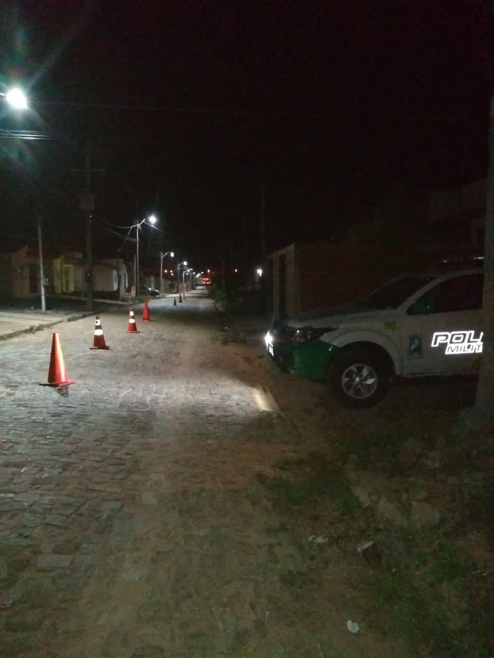 Batalhão da PM em Altos recebe reforço para as eleições