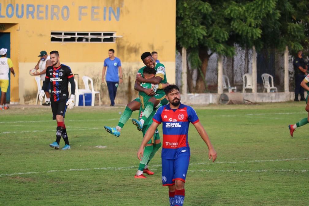 Acesso do Altos orgulha não só sua torcida, mas todo o Piauí, carente de alegrias no futebol