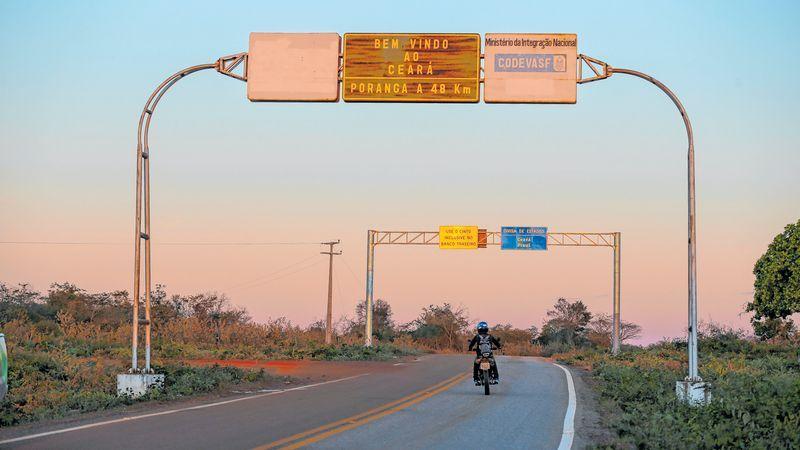 Cerca de 245 mil pessoas podem deixar de ser cearenses por conflito entre Ceará e Piauí