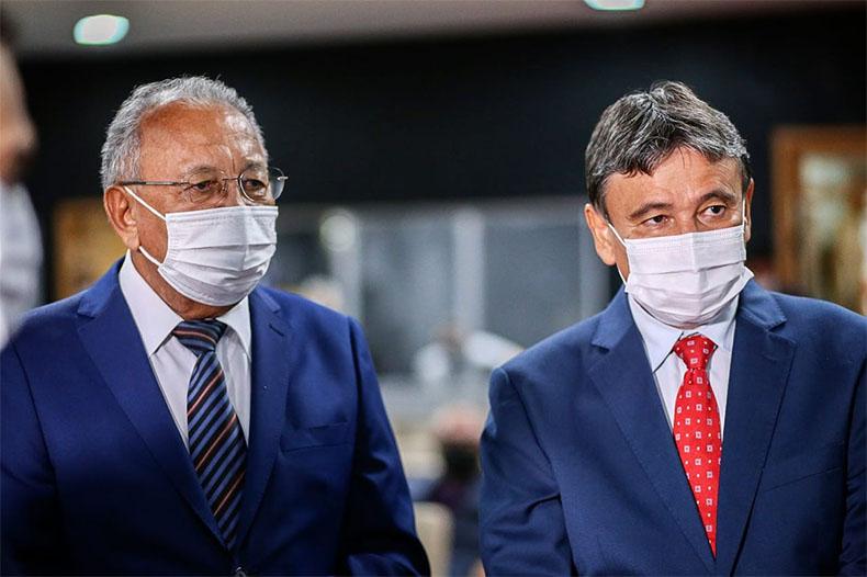 "Governo anuncia novo ""lockdown parcial"" e suspende atividades presencias no Piauí"