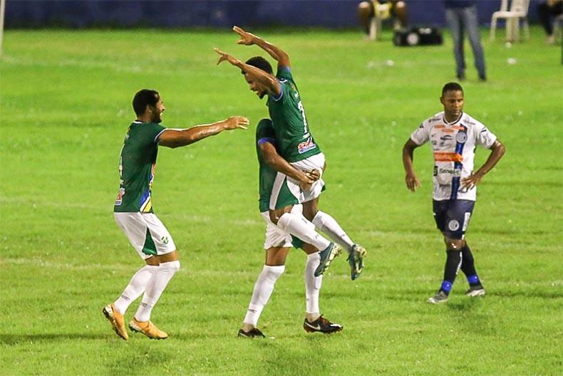 De virada, Altos vence Confiança-SE em estreia na Copa do Nordeste