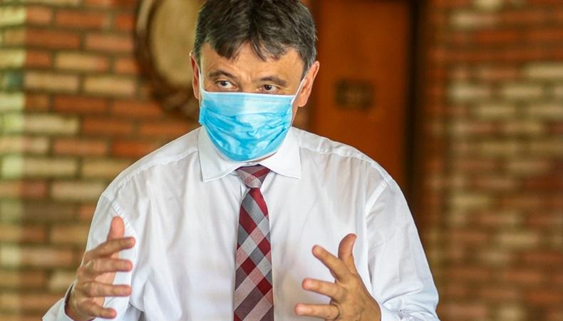 Governador faz reunião com o COE para definir medidas restritivas no Piauí