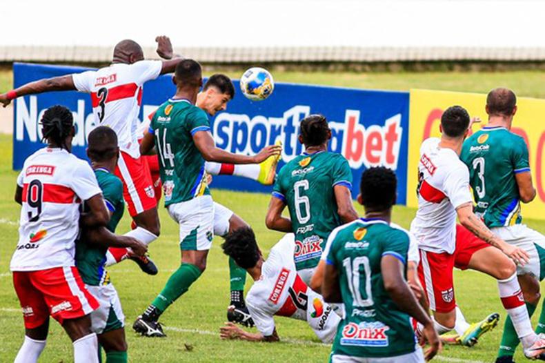 Altos carimba vaga inédita nas quartas de final da Copa do Nordeste