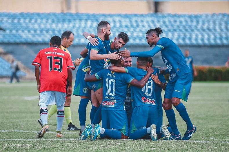 3 a 0: Altos passa por River e carimba vaga na decisão do Campeonato Piauiense