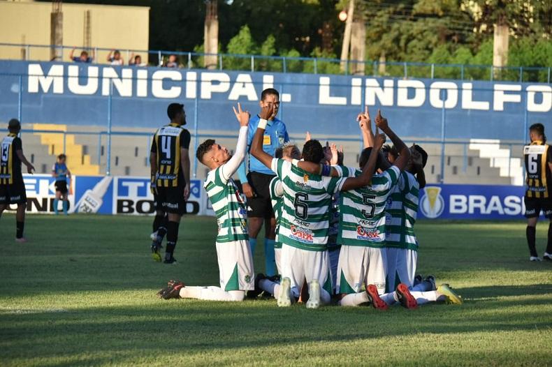 Com facilidade, Altos vence Volta Redonda em estreia na Série C do Brasileiro