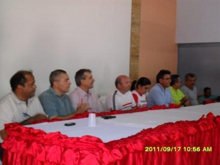 PTB de Altos reuniu 4 pré-candidatos ao executivo municipal