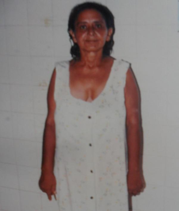 Internada no Hospital de Altos, senhora procura família