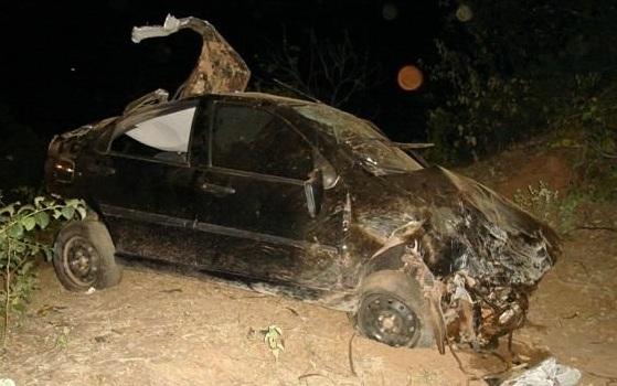 Altoense morre em acidente de carro em Bela Vista do Piauí