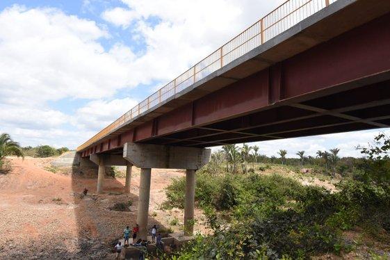 Ponte da Gameleira é inaugurada e beneficia cerca de 40 mil habitantes
