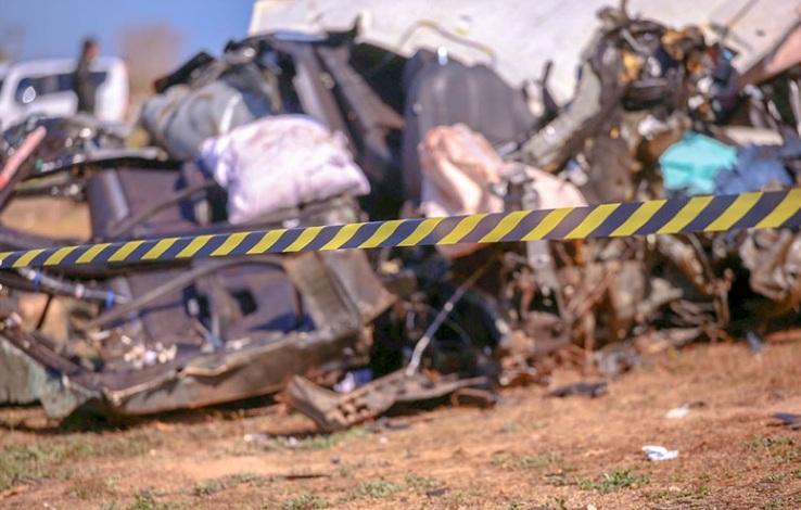 Médico invadiu a faixa contrária e causou acidente, aponta laudo da PRF