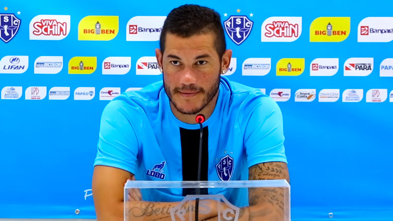Altos anuncia contratação do atacante Betinho, ex-Palmeiras