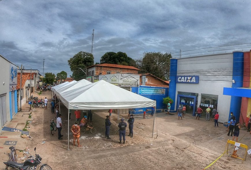 Auxílio Emergencial para beneficiários do Bolsa Família injeta quase R$ 5 mi na economia local