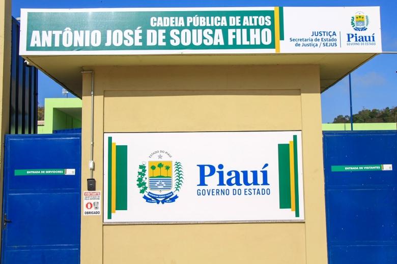 Morre o 5° presidiário da Cadeia Pública de Altos após surto de infecção