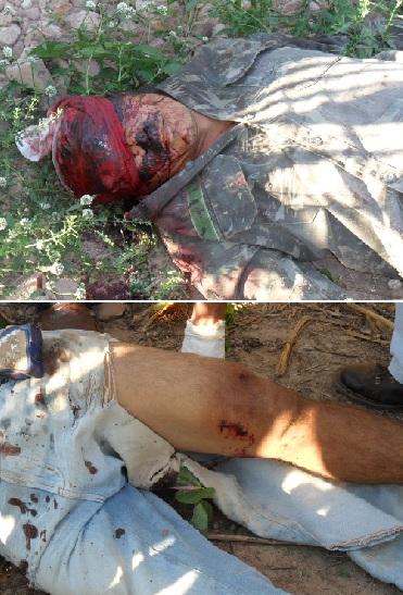 Homem é assassinado com requintes de crueldade em Altos