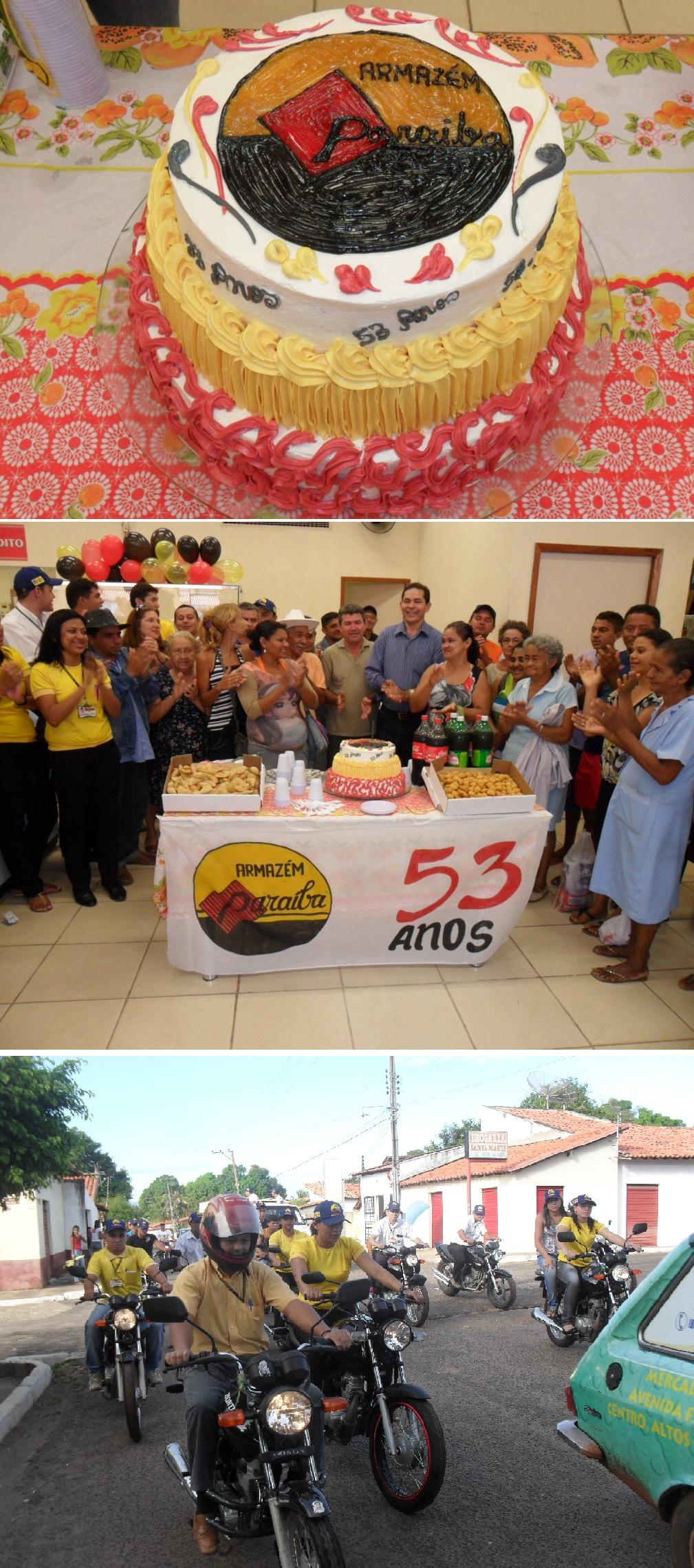 Armazém Paraíba comemora 53 anos